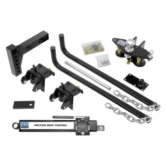 Pro Series® - Round Bar Weight Distribution Complete Kit