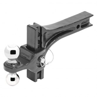 "Pro Series® - Class 5 Adjustable Dual Ball Mount for 2"" Receivers"