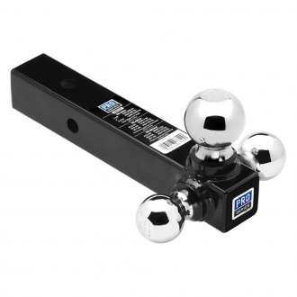 "Pro Series® - Class 4 Tri-Ball Mount for 2"" Receivers"