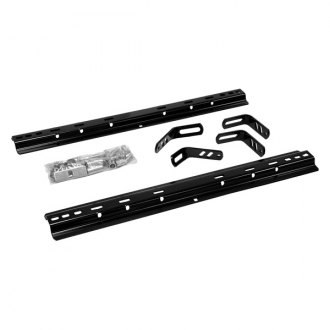 Pro Series® - 5th Wheel Rails and Installation Kit Includes Brackets and Hardware