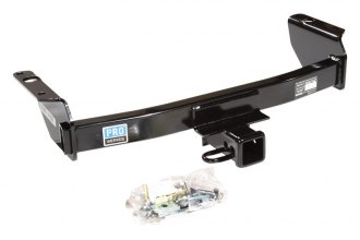 Pro Series® - Trailer Hitch with Receiver Opening