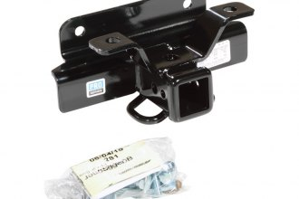 Pro Series® - Rear Trailer Hitch with Receiver Opening