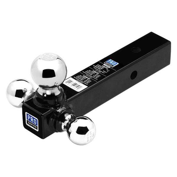 "Pro Series® - Tri-Ball Ball Mount for 2"" Receivers"