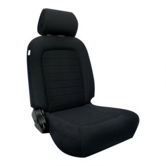 Procar® - Classic Series 1500 Black Velour Left Seat