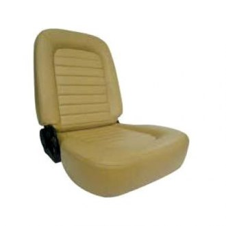 Procar® - Classic Low Back Series 1550 Beige Vinyl Left Seat