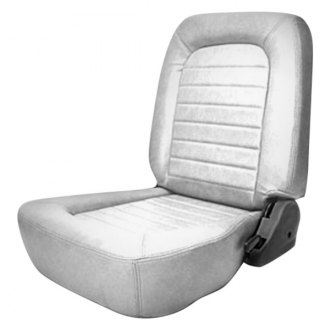 Procar® - Classic™ Driver Side Lowback Bare Sport Seat W/O Headrest