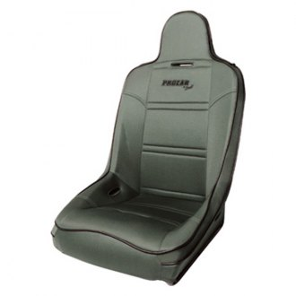 Procar® - Terrain™ Army Green Velour Suspension Seat