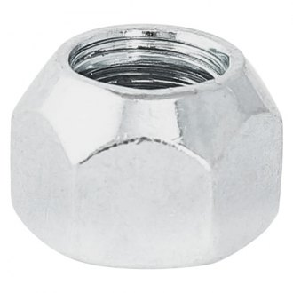 Professional Parts Sweden® - Chrome Cone Seat Acorn Open End Lug Nut