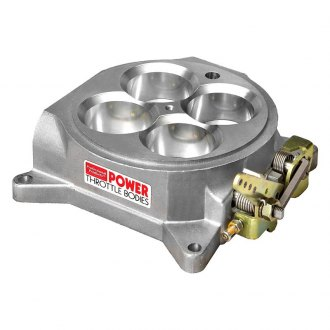 Professional Products® - 4BBL Throttle Body