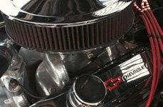 Proform® - Chrome Air Cleaner n Valve Cover