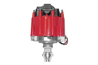 ProForm® - HEI Race Distributor with Red Cap and Coil