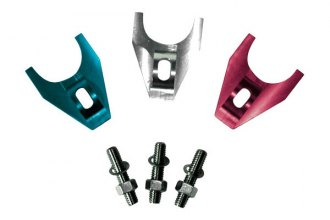 ProForm® - Billet Distributor Clamp Blue