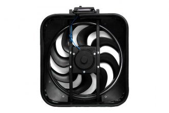 "ProForm® - 15"" Electric Fan with Thermostat S-Blade"