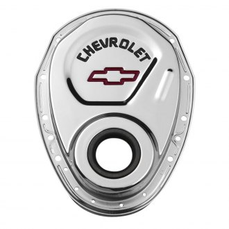 Proform® - Officially Licensed GM Timing Cover With Logo
