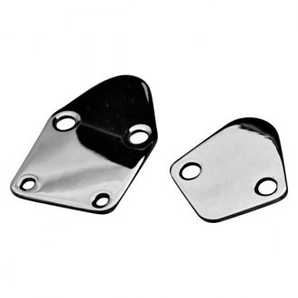 Proform® - Chrome Fuel Pump Block-Off Plate