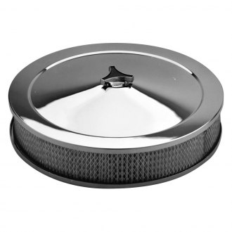 Proform® - Deluxe Model Gray Chrome Air Cleaner Assembly