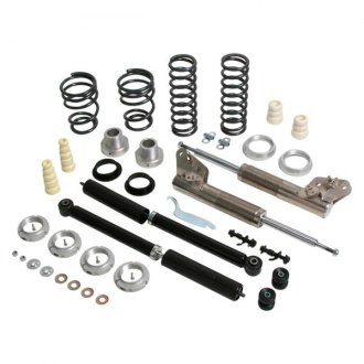 "Progress Group® - 0.8""-2"" x 0.8""-2"" Competition Series Front and Rear Lowering Coilover Kit"