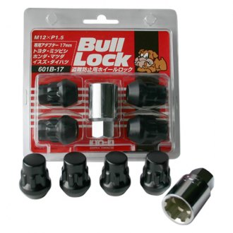 Project Kics® - Cone Seat Closed End Bull Wheel Locks