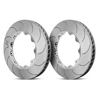 Project Mu® - SCR-Pro Plus Slotted Vented Brake Rotors