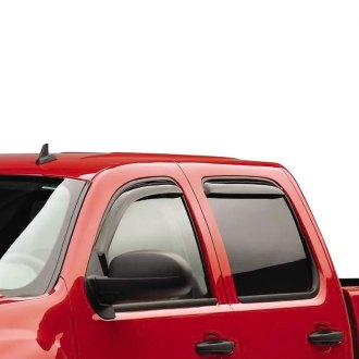 ProMaxx® - Tape-On Smoke Front and Rear Window Deflectors