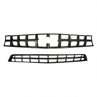 ProMaxx® - Imposter Black/Chrome Main and Bumper Grille Kit