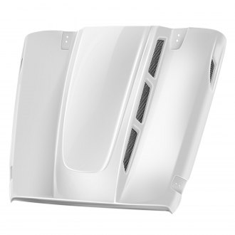 ProMaxx® - Cowl Heat Reduction Fiberglass Hood (Unpainted)