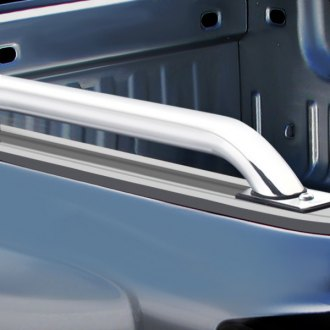 ProMaxx Automotive® - Polished SS Stake Mount Bed Rails