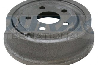 Pronto® - Floating Rear Brake Drum