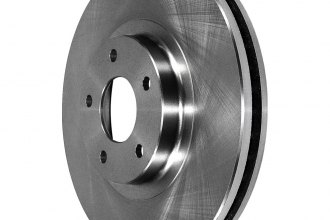 Pronto® BR31341 - Vented Front Brake Rotor