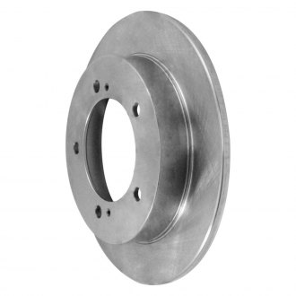 Pronto® - Solid 1-Piece Front Brake Rotor