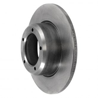 DuraGo® - Solid 1-Piece Brake Rotor