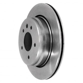DuraGo® - Vented 1-Piece Rear Brake Rotor