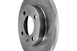 Pronto® - Front Solid Brake Rotor