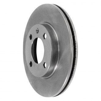 Pronto® - 1-Piece Front Brake Rotor