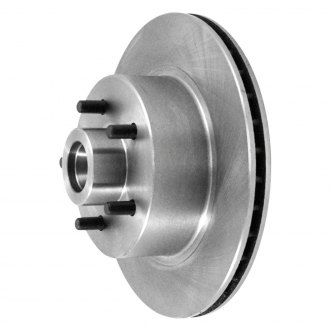 Pronto® - Vented Front Brake Rotor