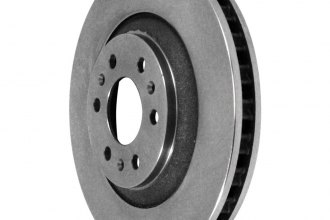 Pronto® BR55102 - Vented Front Brake Rotor