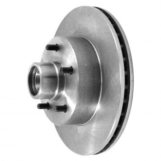 DuraGo® - Vented 1-Piece Front Brake Rotor and Hub Assembly