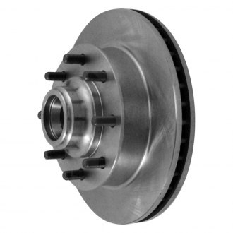 Pronto® - Vented 1-Piece Front Brake Rotor and Hub Assembly