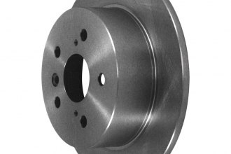 Pronto® - Rear Solid Brake Rotor