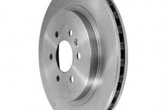 Pronto® BR900374 - Vented Rear Brake Rotor