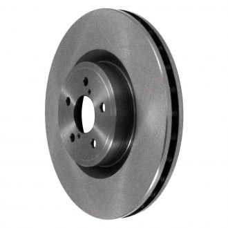 Image may not reflect your exact vehicle! Pronto® - Front Vented Brake Rotor
