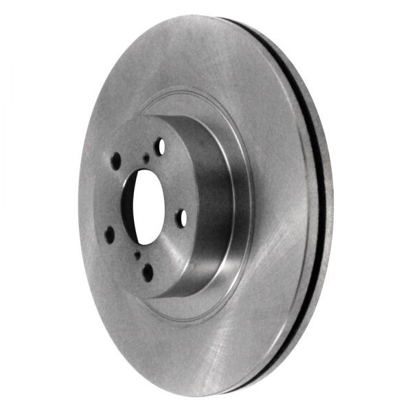 Pronto® - Front Vented Disc Brake Rotor