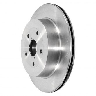 Pronto® - Rear Vented Disc Brake Rotor