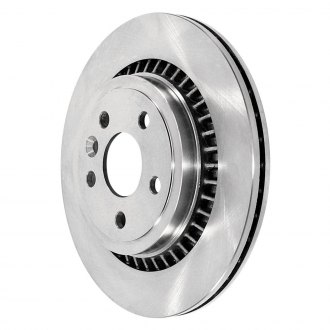 Pronto® - Vented 1-Piece Rear Brake Rotor
