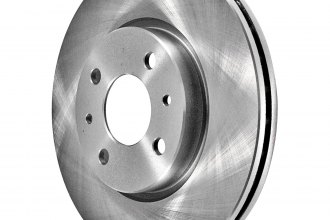 Pronto® - Front Vented Brake Rotor