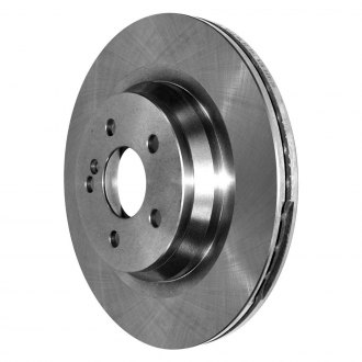 DuraGo® - Vented 1-Piece Brake Rotor
