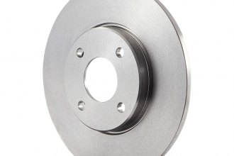 Pronto® - Solid Front Brake Rotor