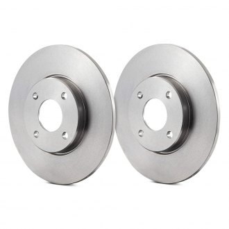 Pronto® - Solid Rear Brake Rotor