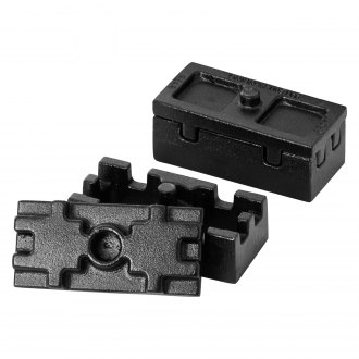 "ProRYDE® - 1""-2"" 3-In-1 Lifted Block"