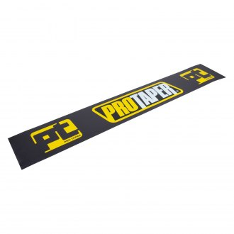 ProTaper® - Black/Yellow/White Slatwall Channel Card Graphic